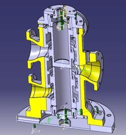 Réindustrialisation et fourniture distributeur hydraulique